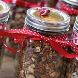 Cozmeena granola