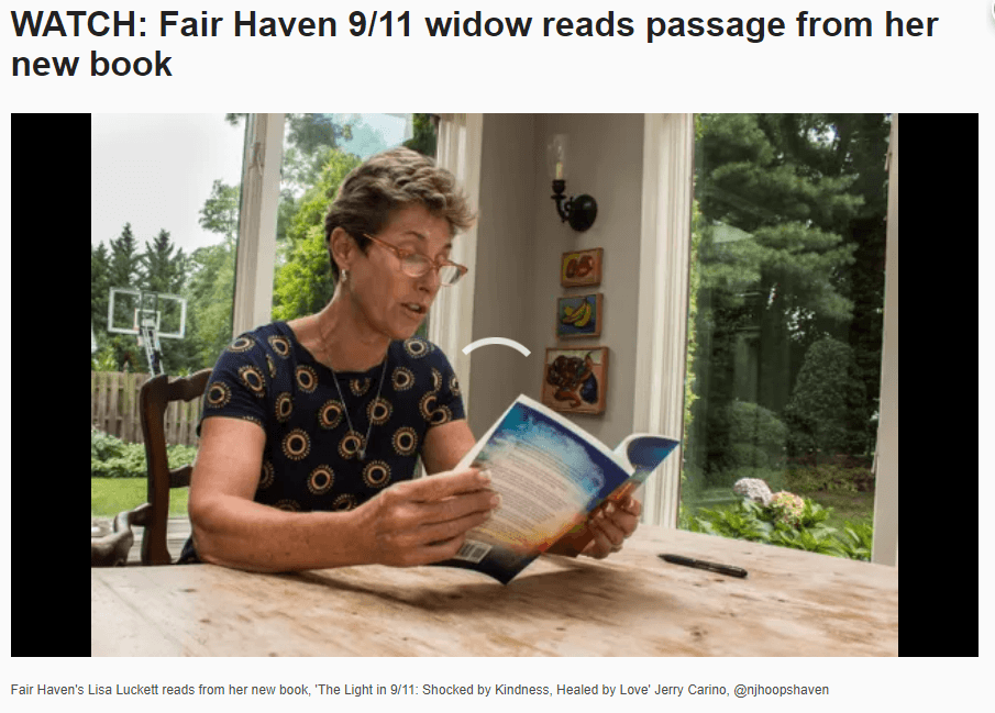 Fair Haven Widow Reads Passage - APP