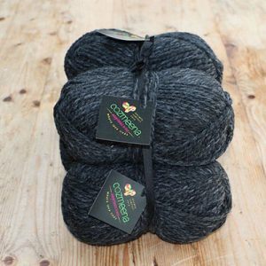 charcoal skeins